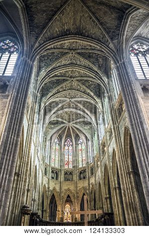 Bordeaux France - March 25 2016: 