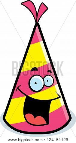 Party Hat Smiling