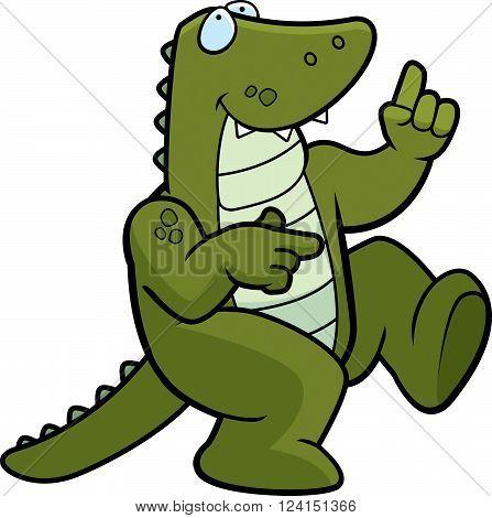 Alligator Dancing