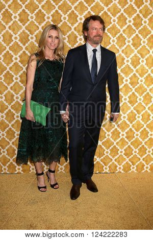 LOS ANGELES - MAR 31:  Helen Labdon, Greg Kinnear at the Confirmation HBO Premiere Screening at the Paramount Studios Theater on March 31, 2016 in Los Angeles, CA