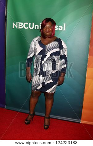 LOS ANGELES - APR 1:  Chandi Moore at the NBC Universal Summer Press Day 2016 at the Four Seasons Hotel on April 1, 2016 in Westlake Village, CA