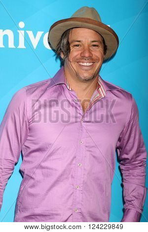 LOS ANGELES - APR 1:  Michael Raymond James at the NBC Universal Summer Press Day 2016 at the Four Seasons Hotel on April 1, 2016 in Westlake Village, CA