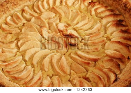 Apple Pie - Closeup