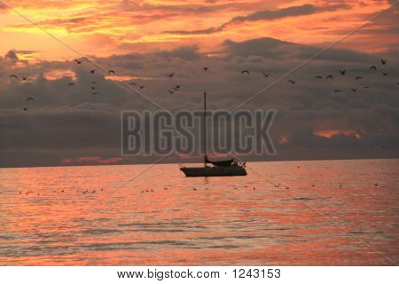 Playa Del Rey Sunset