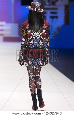 Desigual - Fall Winter 2016 Collection