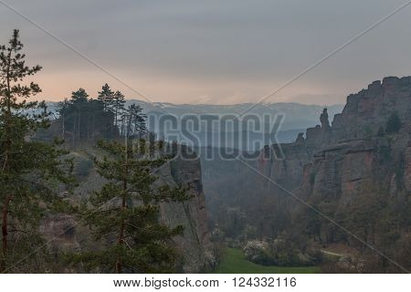 Natural Phenomenon Belogradchik Rocks, Bulgaria
