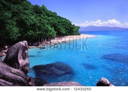 Nudey Beach - Queensland, Australia