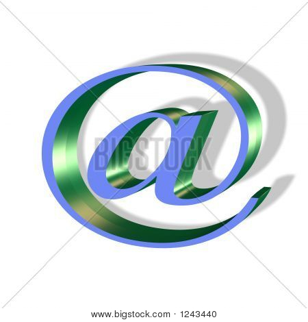 Internet Email @ Sign