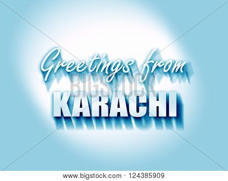 Greetings from karachi with some smooth lines