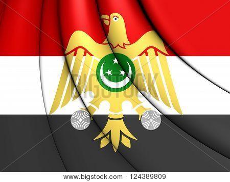Flag Of Egypt (1952-1958)