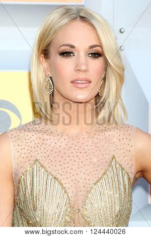 LAS VEGAS - APR 3:  Carrie Underwood at the 51st Academy of Country Music Awards Arrivals at the Four Seasons Hotel on April 3, 2016 in Las Vegas, NV