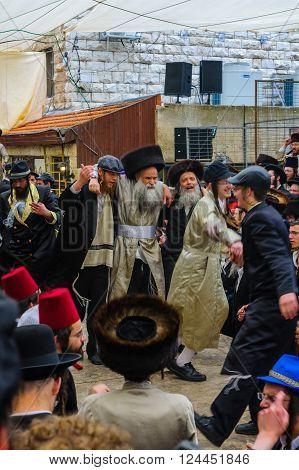 Purim 2016 In Jerusalem