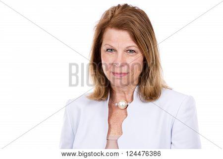 Business Caucasian Woman