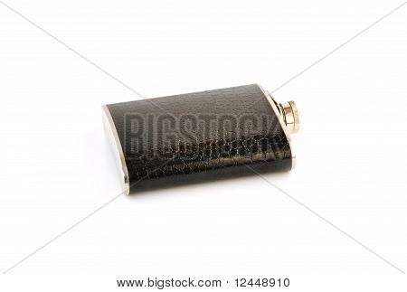 Metallic Flask