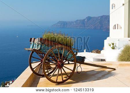 Handcart   Sea  In Architecture
