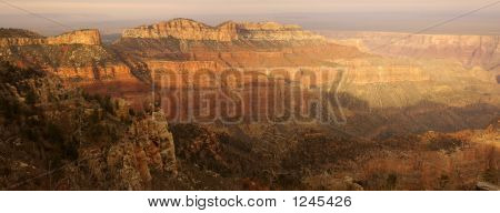 Grand Canyon At Point Imperial