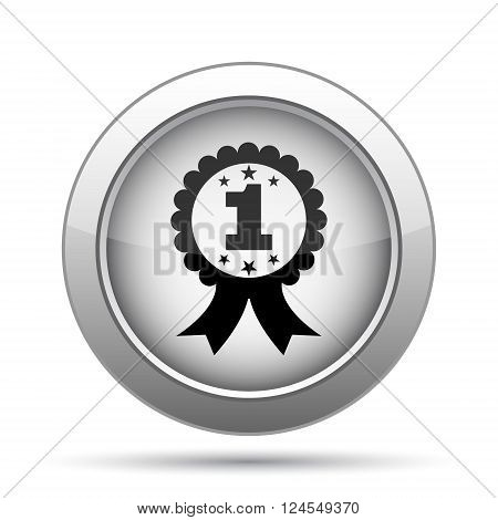 First Prize Ribbon Icon