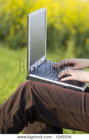 Wireless Working Outside