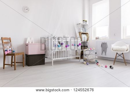Room Like This Is A Good Option For Every Little Girl