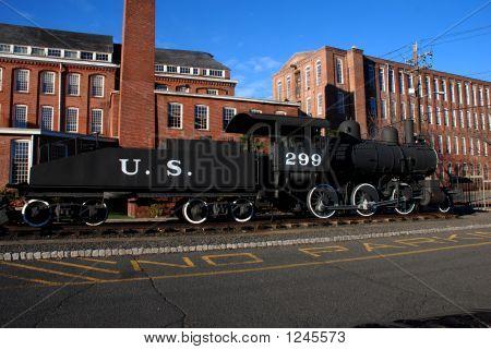 299 Tren vintage
