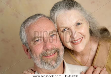 Loving Mature Couple