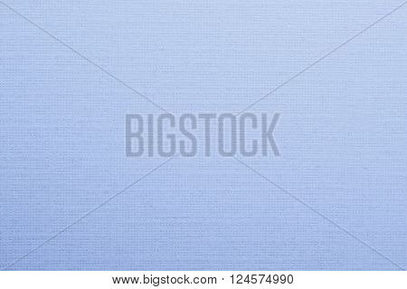 Blue Paper Background With Soft Pattern