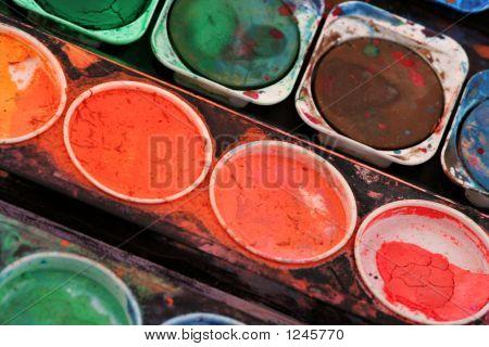 Used Paint Box