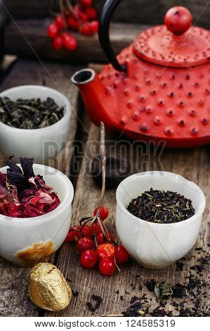 Set For Tea
