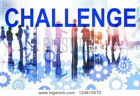 Challenge Competition Development Extreme Obstacle Concept