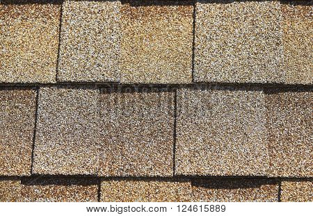 Roofing Shingles style pattern sample for building industry and home construction