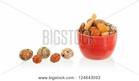 Mix Of Japanese Nuts