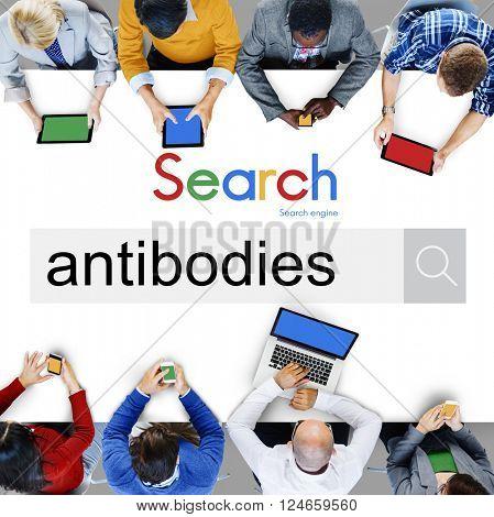 Antibodies Immunization Health Medical Concept