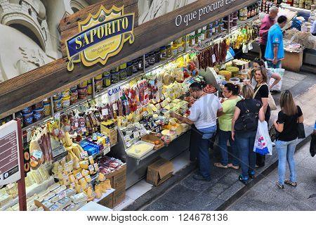 Market In Brazil