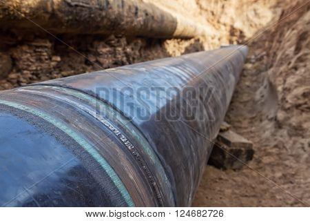Annular Butt Welded Seam Tube