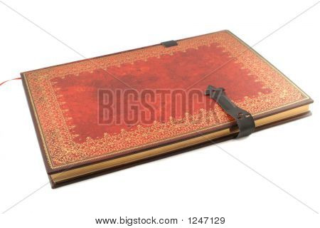 Gold Paged Book