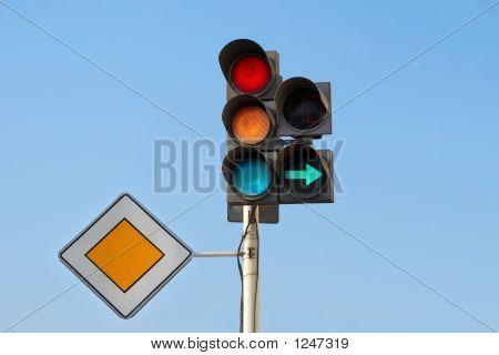 Traffic Lights (All Lights)