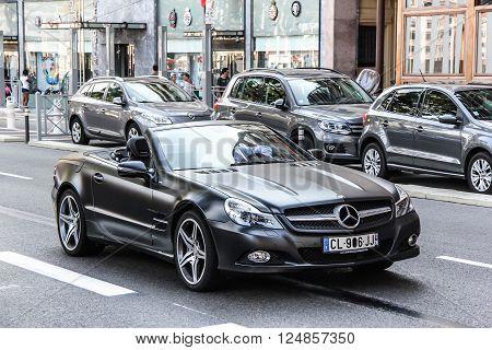 Mercedes-benz R230 Sl-class