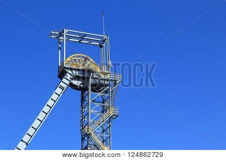 Coal Mine Shaft