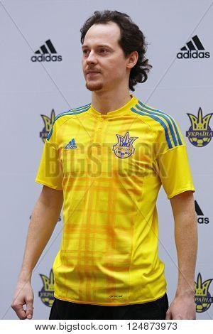 Presentation Of New Jerseys Of The National Football Team Of Ukraine