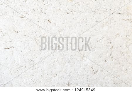 Texture of dirty white styrofoam board for use as background
