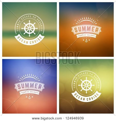 summer vector retro vector photo free trial bigstock
