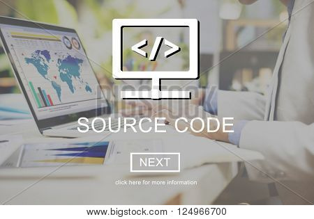 Source Code System PHP Open Source Concept