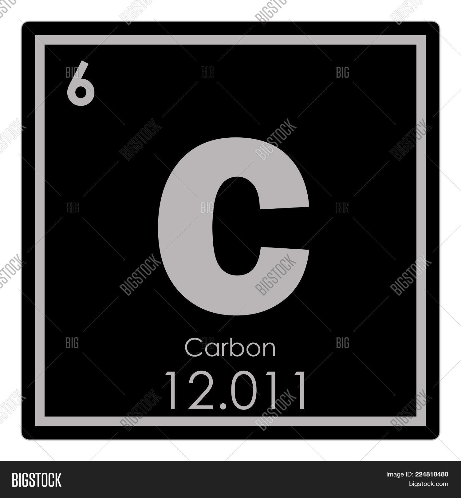 Carbon chemical image photo free trial bigstock carbon chemical element periodic table science symbol urtaz Gallery
