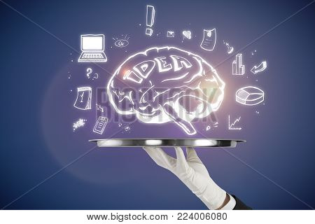 Intelligence And Mind Concept