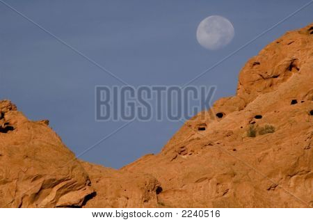 Moon And Rock