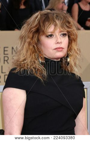 LOS ANGELES - JAN 21:  Natasha Lyonne at the 24th Screen Actors Guild Awards - Press Room at Shrine Auditorium on January 21, 2018 in Los Angeles, CA