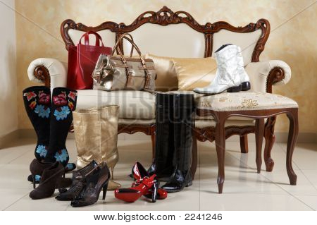 Shoes, Boots And Handbags