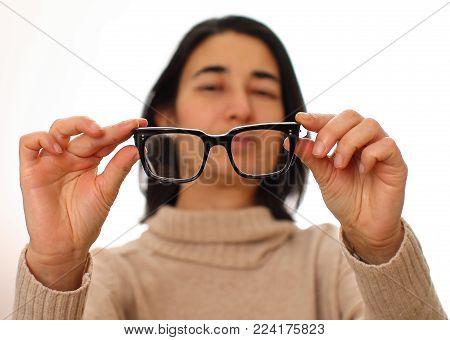 Vision disorder - vision problems - blurred vision