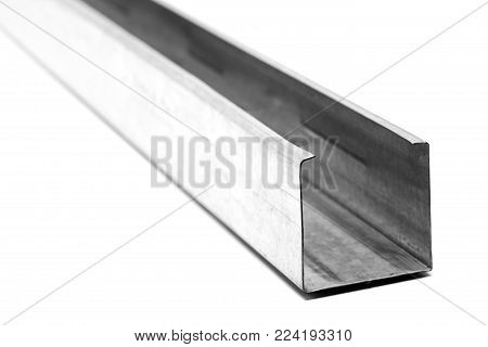Cable Openings On A C Shaped Metal Profile