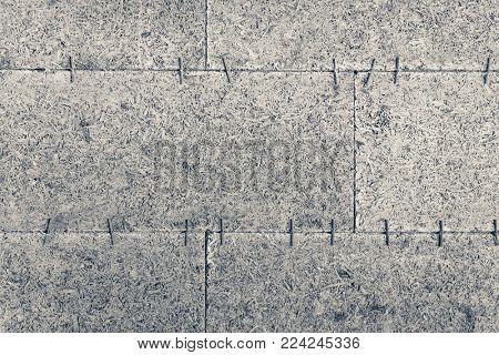 concrete wood formwork house insulation